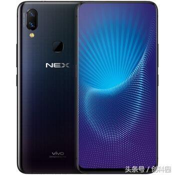 vivo nex凭仗零边框的真实全面屏成了现在最火的手机